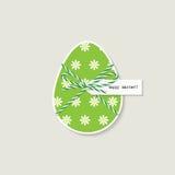 för easter för bakgrundskort färgrik ferie för hälsning ägg Fotografering för Bildbyråer