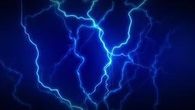 För elektricitet blått mycket stock illustrationer