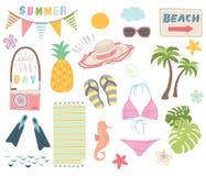 för england för däck för dag för strandbrighton stol blåsig sun för sommar för sjösida för lounger ferie royaltyfri illustrationer