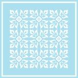för eps-mapp för 8 bakgrund tappning för vektor blom- bland annat Arkivbild
