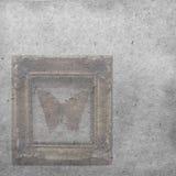 för eps-modell för 10 bakgrund wallpaper för tappning för vektor purpur Royaltyfri Fotografi