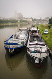 för etienne france för auxerre domkyrkacityscape saint yonne flod Fotografering för Bildbyråer