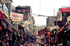 För evigt Istanbul Arkivbilder