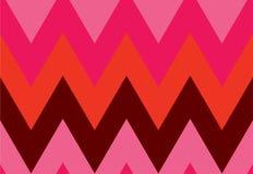 För färgsicksack för vektor fyra bakgrund för modell sömlös royaltyfri illustrationer