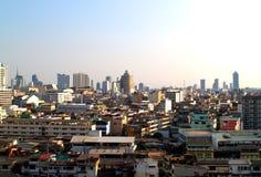 för fågelöga för 08 bangkok sikt Arkivbild