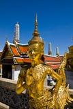 för felik half mänsklig thai wat keawphra för fågel Royaltyfria Bilder