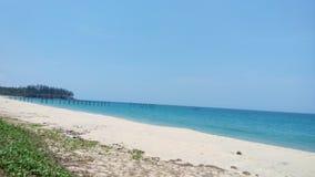 för ferie på stranden Arkivbilder