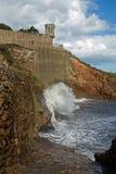 för fifehamn för crail östlig neuk scotland Royaltyfri Bild