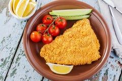 för filéfisk för bakgrund olik white för serie för bild för mat Royaltyfria Bilder