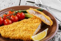 för filéfisk för bakgrund olik white för serie för bild för mat Royaltyfri Fotografi