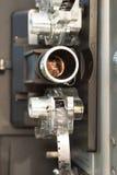För filmfilm för tappning 8mm rulle för film för projektor Lens Royaltyfria Bilder