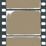 för filmgrunge för design tom remsa vektor illustrationer