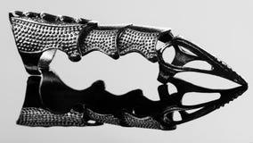 För fingerjordluckrare för mode fulla cirklar Arkivfoton