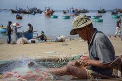 by för fiskemuine Royaltyfri Bild