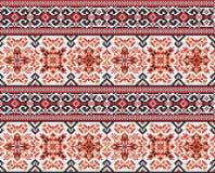 för folkprydnad för konst keramisk ukrainare för krukmakeri Traditionell medborgare Royaltyfri Foto