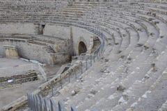 För forumteatern för den gamla rundan fördärvar den roman italienska spanska antikviteten stenturism arkivfoto
