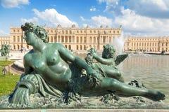 för france för slott berömd kunglig person versailles slott Royaltyfri Fotografi