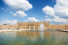 för france för slott berömd kunglig person versailles slott Arkivbild