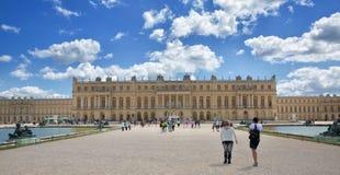 för france för slott berömd kunglig person versailles slott Royaltyfri Bild