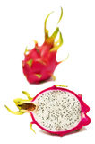 för fruktgeow för drake thai exotisk mangon Royaltyfria Foton