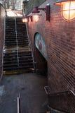 För gångtunnelCentral Park för gata 5 Av/59 ingång Royaltyfri Foto