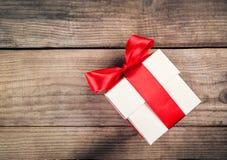 för gåvabild för ask 3d white Arkivbilder