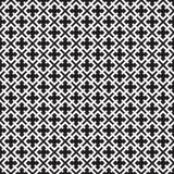 För gallerspaljé för sömlös tappning geometrisk modell stock illustrationer