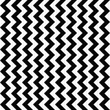 För geometrimodell för vektor modern sömlös sparre, svartvitt abstrakt begrepp stock illustrationer