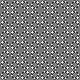 För geometrimodell för vektor modernt sömlöst pussel vektor illustrationer