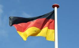 för germany för tillgänglig flagga vektor glass stil Royaltyfri Foto