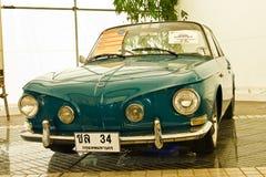 för ghia för 34 bil typ tappning volkswagen karmann Royaltyfri Foto