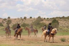 för golondrinaslas för demonstration equine mest fest sommar arkivfoto