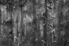För golvbakgrund för gammal ladugård Wood textur Arkivbilder