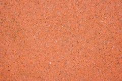 För golvmodell för lekplats röd grov bakgrund Royaltyfri Bild