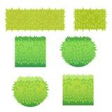för gräsillustration för 8 eps vektor Royaltyfria Bilder