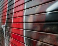 för grafittigata för konst färgrik räknad vägg royaltyfri bild