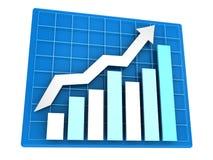 för grafmakro för affär dynamiska försäljningar vektor illustrationer