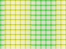 För greemamd för modell flerfärgad randig guling Fotografering för Bildbyråer