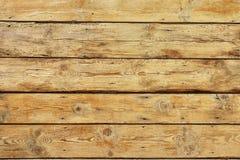 För gult lantligt gammalt Wood Peneling ladugårdbräde för vit textur arkivfoton