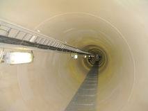 för havssub för conne frånlands- walkway Arkivbild