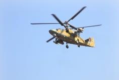 för helikopterka för 52 alligator ryss Royaltyfri Foto