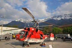 för helikopterka för hb 32 a12 xke för kamov arkivfoton
