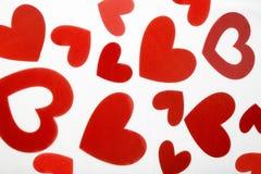 för hjärtahjärtor för bakgrund dunkla bilder Fotografering för Bildbyråer