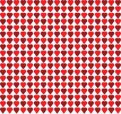 för hjärtahjärtor för bakgrund dunkla bilder royaltyfri illustrationer