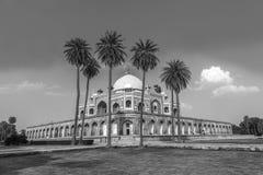 72 1565 för humayunindia för arkitektur D delhi tomb uttar mughal pradesh s det svarta gemensamma delhi india manfunktionsläget r Arkivfoto
