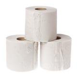 för hygienpapper för cleaning home toalett för produkter Arkivfoto
