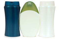 för hygienprodukter för skönhet olik set Arkivbilder