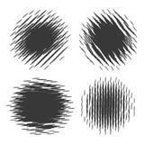 för illustrationavstånd för grunge textures rastrerad text ditt Arkivfoto