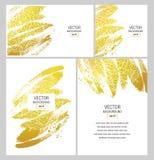 för illustrationstil för affär företags mallar Arkivbilder