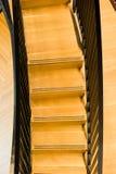 för illustrationtrappa för begrepp 3d träframgång Royaltyfri Fotografi
